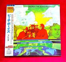 The Beach Boys Friends MINI LP CD JAPAN TOCP-50862