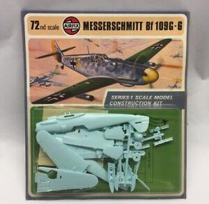 ** AIRFIX - 1/72 - MESSERSCHMITT Bf 109G-6