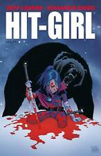 HIT-GIRL #5 COVER A RISSO  IMAGE NM