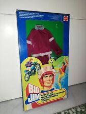 Big Jim 5425 OUTFIT TENUTE ACTION SET SPORT JOGGING MOC Vintage MATTEL 80'S