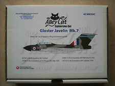 ALLEY CAT #AC48039C 1/48 GLOSTER JAVELIN MK.7 CONVERSION FOR AIRFIX KIT