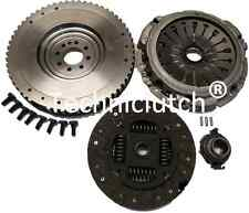 PEUGEOT 807 2.0HDI 2.0 HDI DUAL MASS TO SINGLE MASS FLYWHEEL DMF AND CLUTCH KIT
