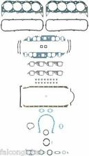 Chevy 427 454/7.4 Fel Pro Full Gasket Set Head+Intake+Oil Pan+Exhaust 1974-85