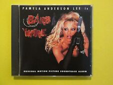 Barb Wire Pamela Anderson Meat Puppets Tommy Lee Motley Crue Soundtrack CD