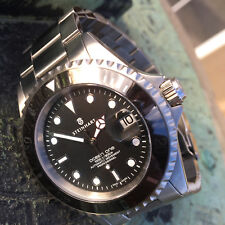 Steinhart OCEAN 1 One 42 Black Ceramic Automatic Dive Watch 42mm