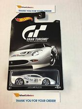 Gran Turismo Hot Wheels * Jaguar XJ220 * WHITE