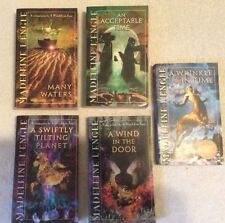 A Wrinkle In Time Book Lot