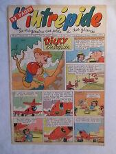L'INTREPIDE 343  ANNEE 1956