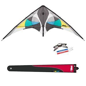 Lenkdrachen HQ Jive III Aqua Allround R2F Kite Drachen Sportlenkdrachen