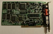 Roland SCC-1A ISA sound card - great MIDI support in DOS games - rare model