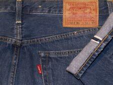 new Levi's 1954 501Z XX selvedge redline denim jeans BIG E LVC W34 L32