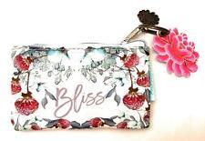 Bliss Pastel Thistle Coin Purse Small Mini Wallet Papaya Art Credit Card ID