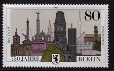 WEST GERMANY MNH STAMP DEUTSCHE BUNDESPOST 1987 ANNIVERSARY OF BERLIN SG 2170