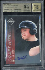 2011 Limited Draft Hits Signatures Trevor Story 190/299 BGS 9.5 Auto10 Rookie