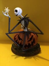 Disney Nightmare Before Christmas Jack Skellington Pumpkin Big Fig NIB