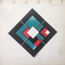 Change - Miracles - Lyrics - WEA - 1981 - Vinyl - LP