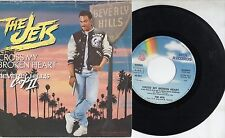 THE JETS OST disco 45 giri MADE in ITALY Beverly Hills Cop II COLONNA SONORA
