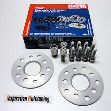 H&R ABE Spurverbreiterung für Seat Leon 1P /DR 10=2x5mm mit F-Schloss Spurplatte