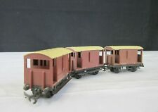 Triang Carriage R16 Guard Break Wagon (M73031, 20T) x3