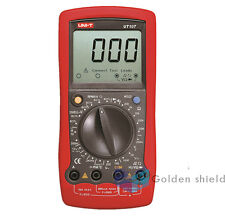 UNI-T UT107 Portable Digital Automotive Tester Voltage Temp Multimeter Meter