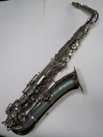 Conn Nickel Plated C Melody Saxophone #60411