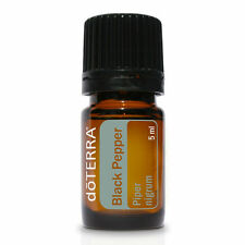 doTERRA Black Pepper Pure Essential Oil 5ml Cook Circulation Digestion Cravings