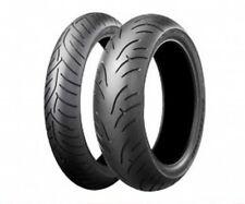 Satz  120/70ZR17 (58W) + 180/55ZR17 (73W) Bridgestone BT023