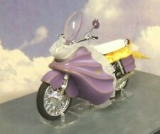BATMAN AUTOMOBILIA DIECAST 1/22 BATGIRL CYCLE MOTOR BIKE 1967 CLASSIC TV SERIES