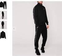 kappa vintage retro black  Track Top full pants  retro tracksuit jacket vtg