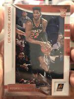 2018-19 Panini Chronicles DEANDRE AYTON Phoenix Suns Rookies & Stars Rookie #601