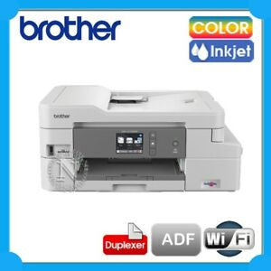 Brother DCP-J1100DW 3-in-1 Wireless Colour CISS Ink Tank Printer+Duplexer LC3333