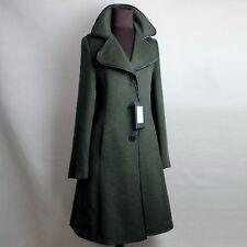 NEU Erich Fend TAMIA-1 Mantel UVP299€ 38 40 damen Reverskragen jacke  Trenchcoat