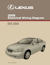 service \u0026 repair manuals for lexus es350 ebay