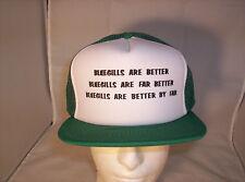 Bluegills Are Better Fishing Mesh Trucker Style Snapback Hat