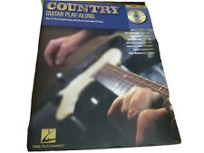 Hal Leonard Guitar Play-Along Country Vol.17 8 Favorite Songs CD Included