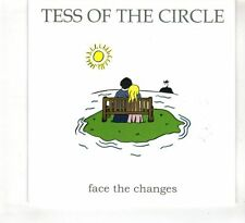(HE941) Tess Of The Circle, Face The Changes - 2015 DJ CD