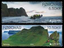Faroe Islands 2012, Tourism, Boat and Views, Mnh / Unm