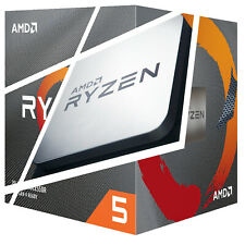 AMD Ryzen 5 3600 AMD CPU 3,6 GHz - BOX inklusive Kühler -  AM4 Prozessor
