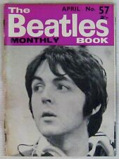 The Beatles Monthly Avril 1968