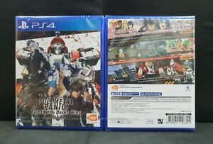 (ASIA ENGLISH VERSION) PS4 Full Metal Panic! Fight! Who Dares Wins (Brand New)