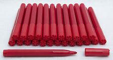 25x Red Jumbo Felt Marker Pens Dabbers for Bingo Tickets