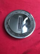 "Lincoln Chrome Center Cap 4W1J-1A096-AA (720) 6 3/4"" Wide"