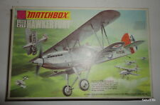 MATCHBOX 1/72 HAWKER FURY  PK-1  Type 1  Box  1972 !!!!!!