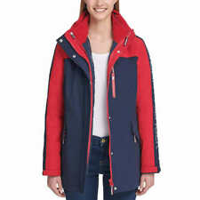 NWOT Tommy Hilfiger 3-in-1 All Weather Systems Jacket Red...