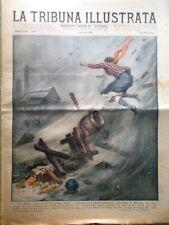 La Tribuna Illustrata 13 Giugno 1926 Bologna Romolo Re Juventus Raicevich Lotta
