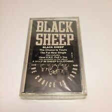 Black Sheep The Choice In Yours Cassette Tape SEALED NEW