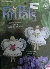 1995 COLLECTIBLE CLOTHESPIN DOLL PINPALS KIT #2310 LOVELY & MIGNONS NIP