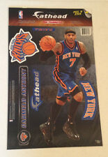 "Carmelo Anthony FATHEAD Teammates 12""x17"" Teammate +Knicks Logos +Name Sign"
