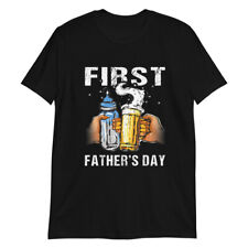 First Father's day Short-Sleeve men's T-Shirt