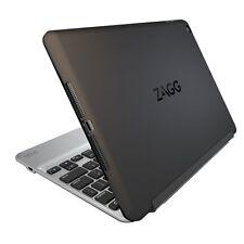 ZAGG Slim Book Case, Hinged with Detachable Backlit Keyboard iPad MINI 1/2/3